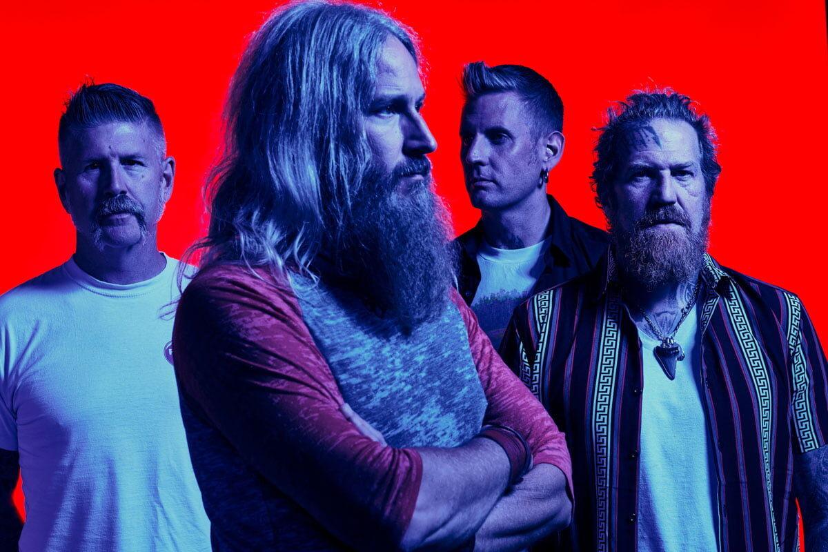 """""""Pushing The Tides"""" zapowiada nową płytę zespołu Mastodon"""
