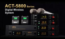 Mipro ACT-5800 – prezentacja wideo