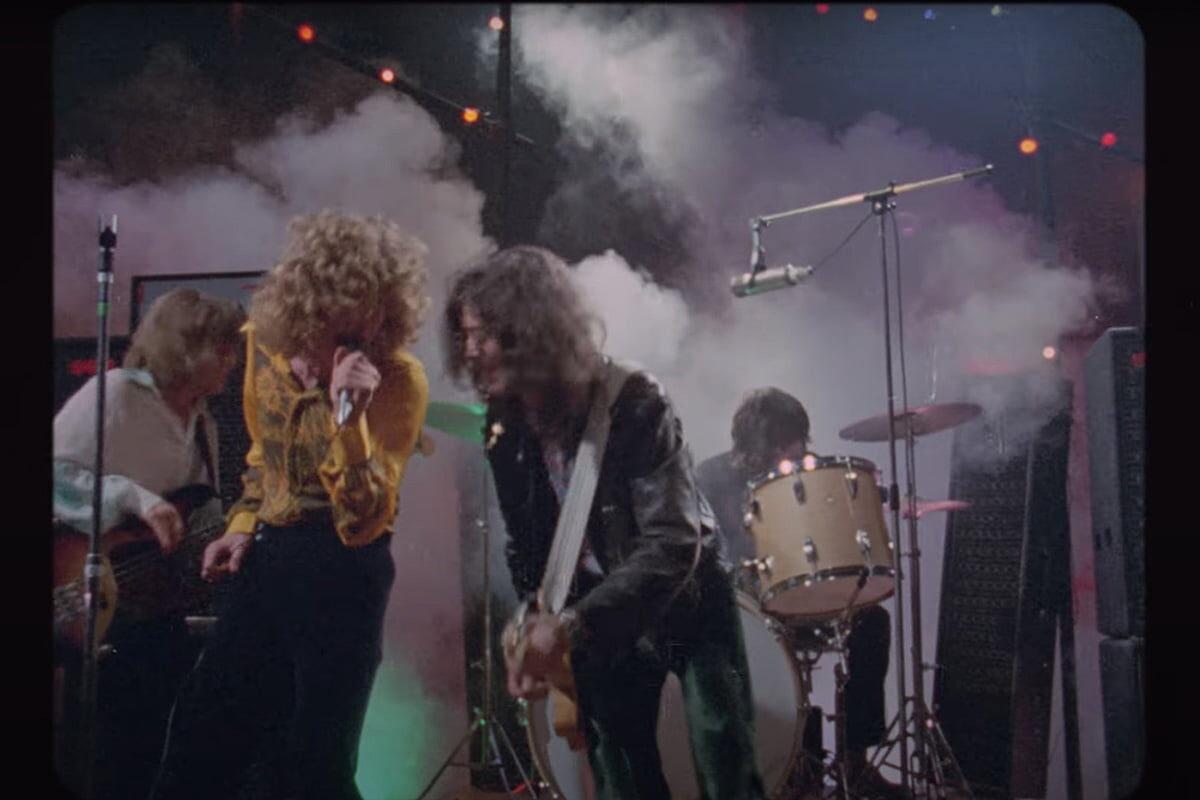 """""""Becoming Led Zeppelin"""" – pierwszy zwiastun już w Sieci"""