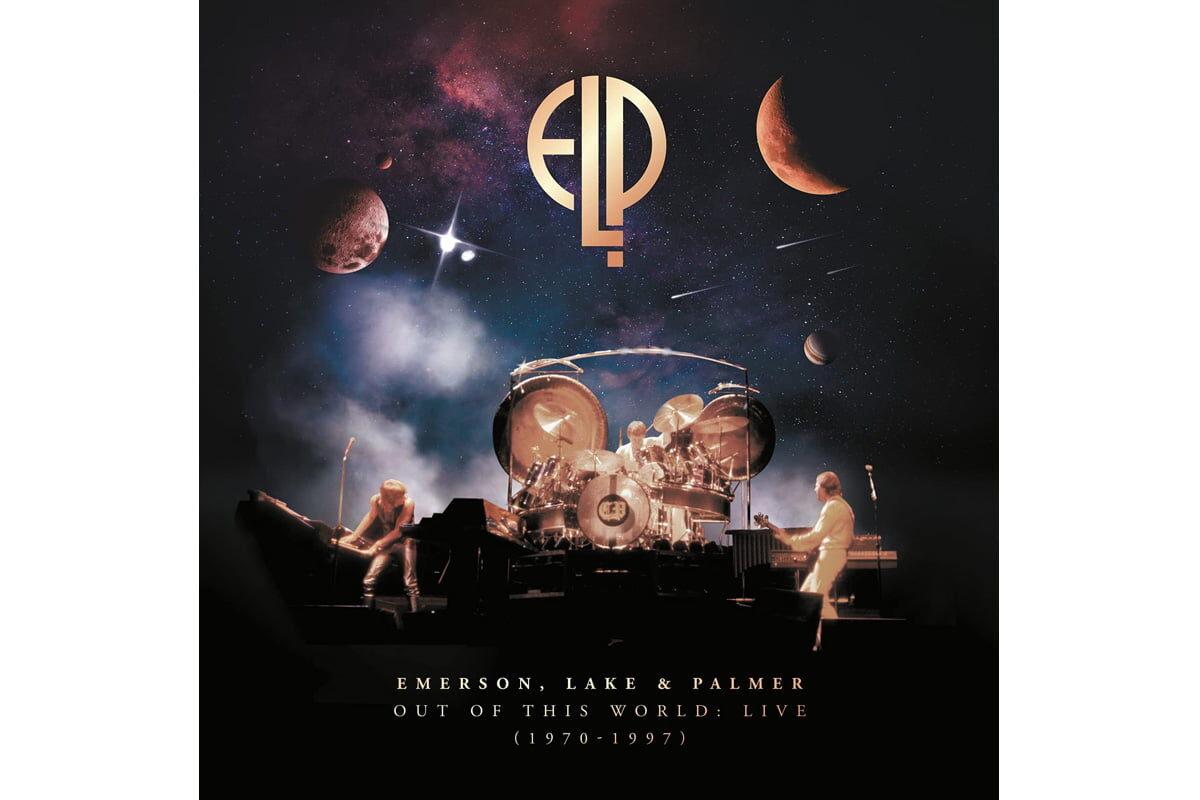 """""""Out Of This World: Live (1970 -1997)"""" – wyjątkowy box dla fanów ELP"""