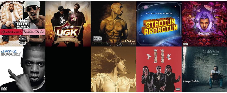 Dziesięć najdłuższych (jak dotąd) albumów XXI wieku…