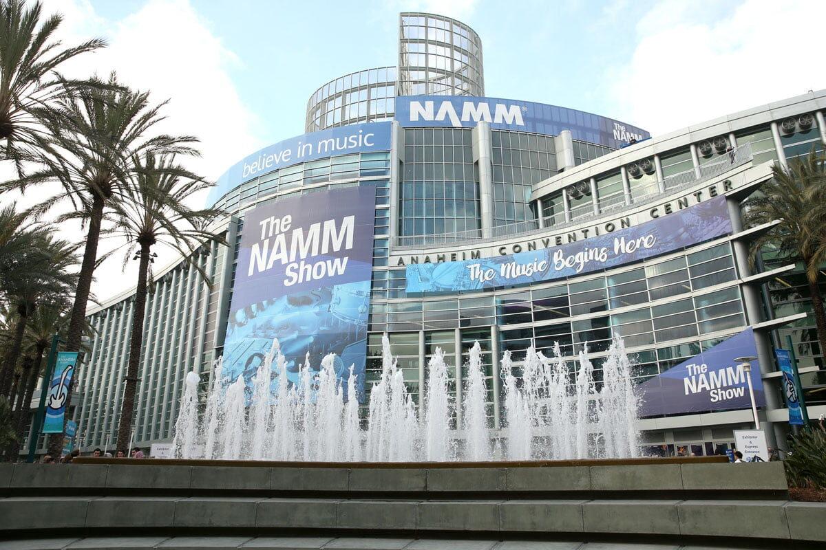 Poważna zmiana w harmonogramie targów NAMM w 2022 roku