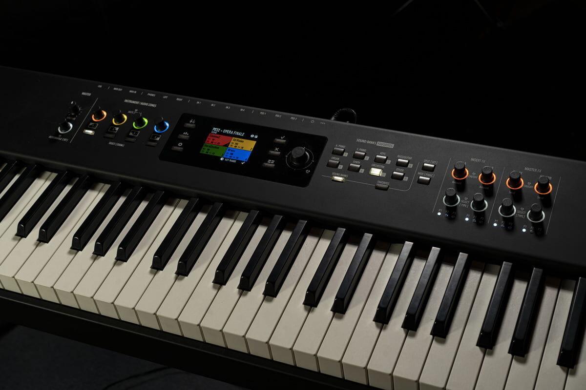 Studiologic Numa X Piano – nowe pianina sceniczne