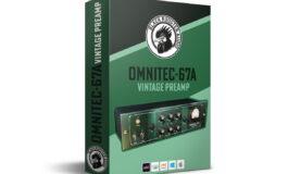 Black Rooster Audio OmniTec-67A – wirtualny preamp