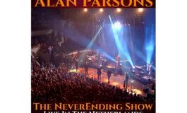 Alan Parsons zapowiada nowy album koncertowy