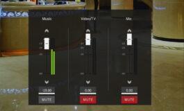 Dynacord SONICUE Control w wersji dla iOS