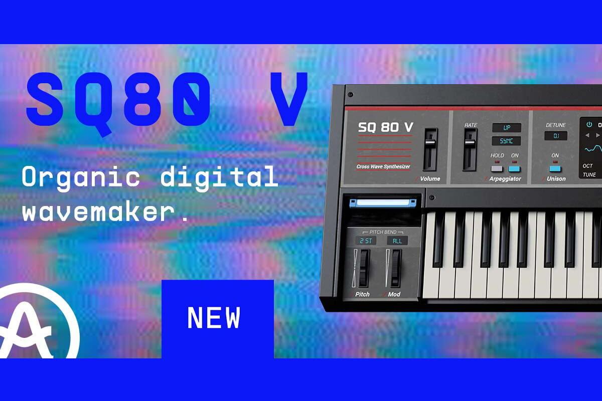 Arturia SQ80 V – nowy instrument wirtualny