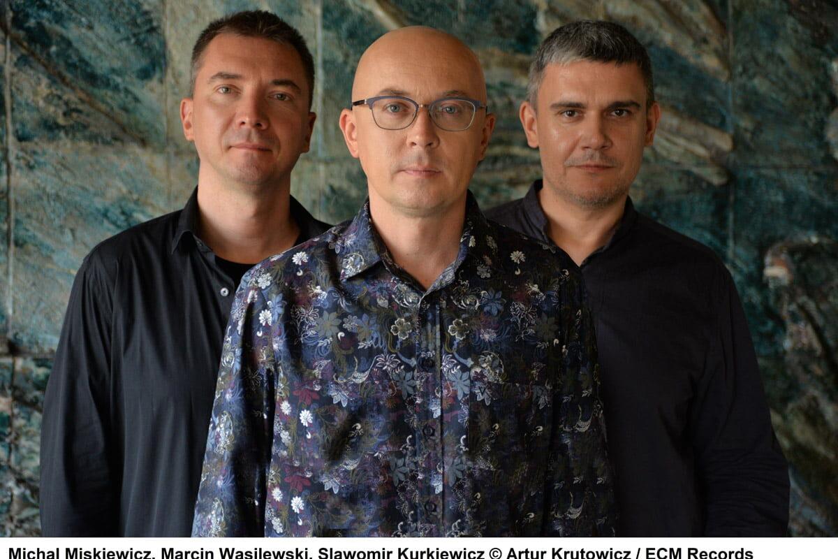 "Marcin Wasilewski Trio – nowa płyta ""En attendant"""