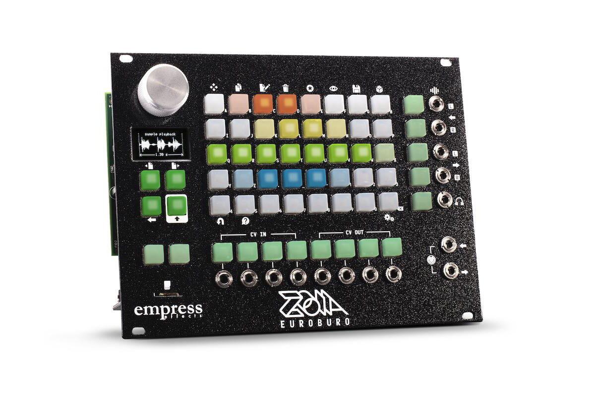 Empress Effects prezentuje ZOIA Euroburo