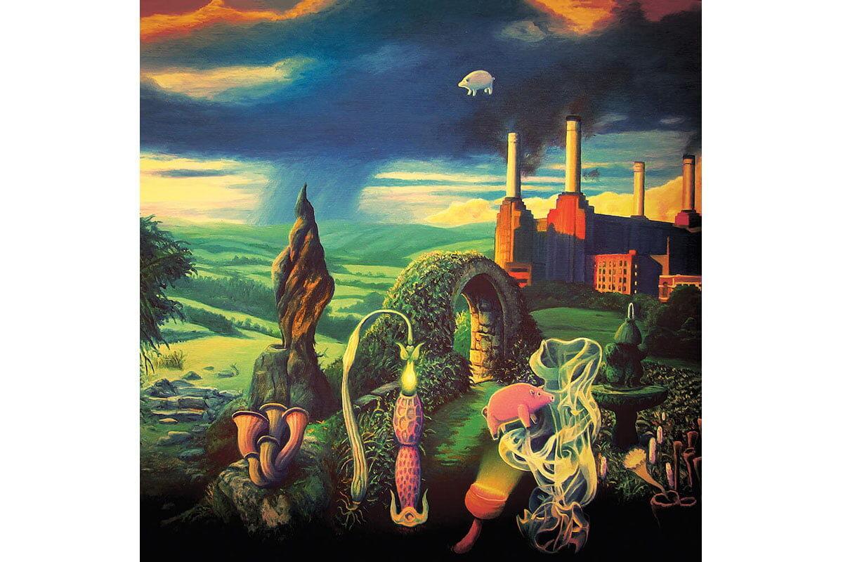 """""""Animals Reimagined – A Tribute to Pink Floyd"""" – płyta pełna gwiazd"""