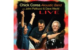 Koncertowa płyta Chick Corea Akoustic Band