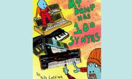 """""""My Daddy Has 100 Synths"""" – książka dla dzieci o… syntezatorach"""