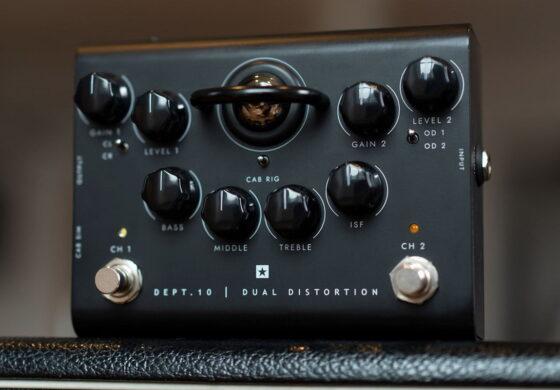 Blackstar Dept. 10 – nowa seria efektów gitarowych