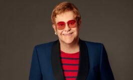 """Elton John wydał płytę """"The Lockdown Sessions"""""""