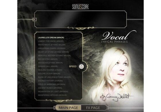 Lyrical Vocal Phrases dla samplerów Steinberg HALion