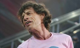 Mick Jagger nierozpoznany w amerykańskim barze