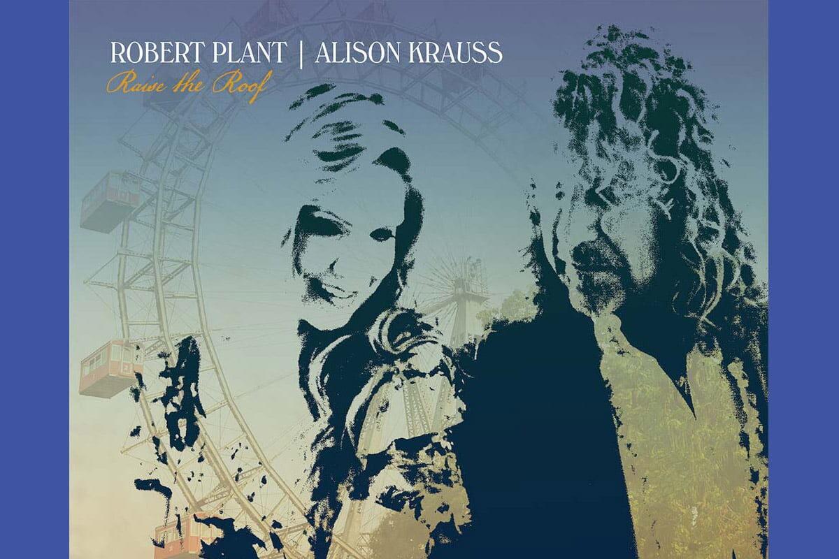 "Robert Plant i Alison Krauss w utworze ""High And Lonesome"""