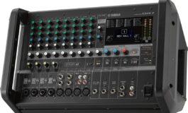 Yamaha EMX – przegląd powermikserów